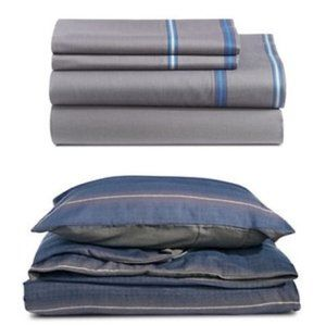 Distinctly Home Duvet Cover & Sheet Set, Twin Size